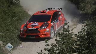 PS1 del 45° Rally di San Marino.