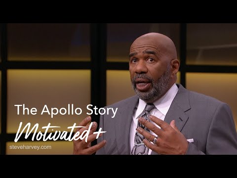 The Apollo Story | Motivated - Christian Motivation for Effective Faith