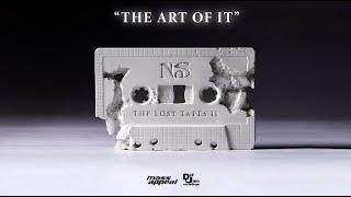 Nas - The Art of It (feat. J. Myers) (Prod. by Pete Rock) [HQ Audio]