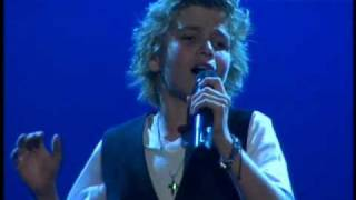 One Of The Best Inspirational Videos Ever...- How Great Thou Art By 12 Yr Old Straalen 'The Voice'