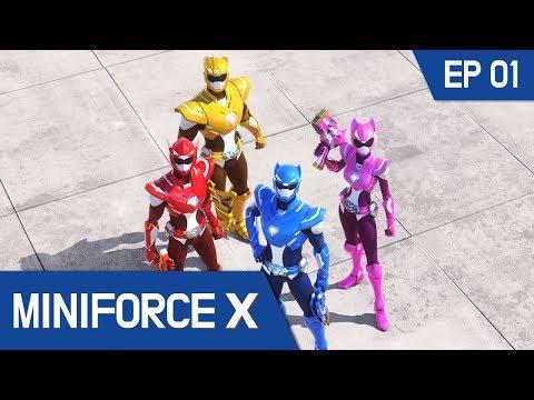 [MiniforceX] Episode 01 - Maximum X Power
