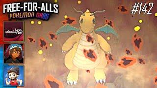 Pokémon Omega Ruby & Alpha Sapphire FFAs #142 Feat. PokeaimMD, NumbNexus & MegaMogwai by King Nappy