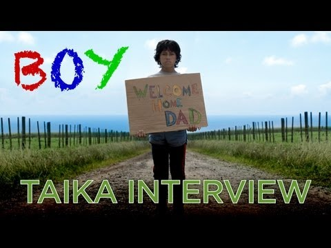 Campus MovieFest interviewed Taika Waititi, who wrote and directed the independent film Boy, which screened at the Atlanta Film Festival.