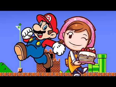 Super Mario And Cooking Mama HD Wallpaper