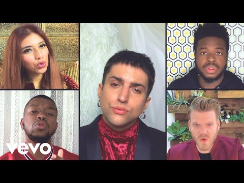 """The Weeknd  """"Blinding Lights"""" Cover by Pentatonix"""