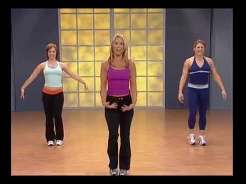 befit Be Fit denise austin - Burn fat and lose weight with this 12 minute cardio kickboxing workout. This exercise video will tone your butt, legs and abs while burning mega calories! Ge...