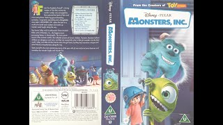 Video Monsters, Inc. [UK VHS] (2002) MP3, 3GP, MP4, WEBM, AVI, FLV Februari 2019