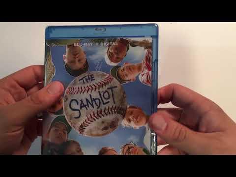 The Sandlot 25th Anniversary (Blu-ray) unboxing!
