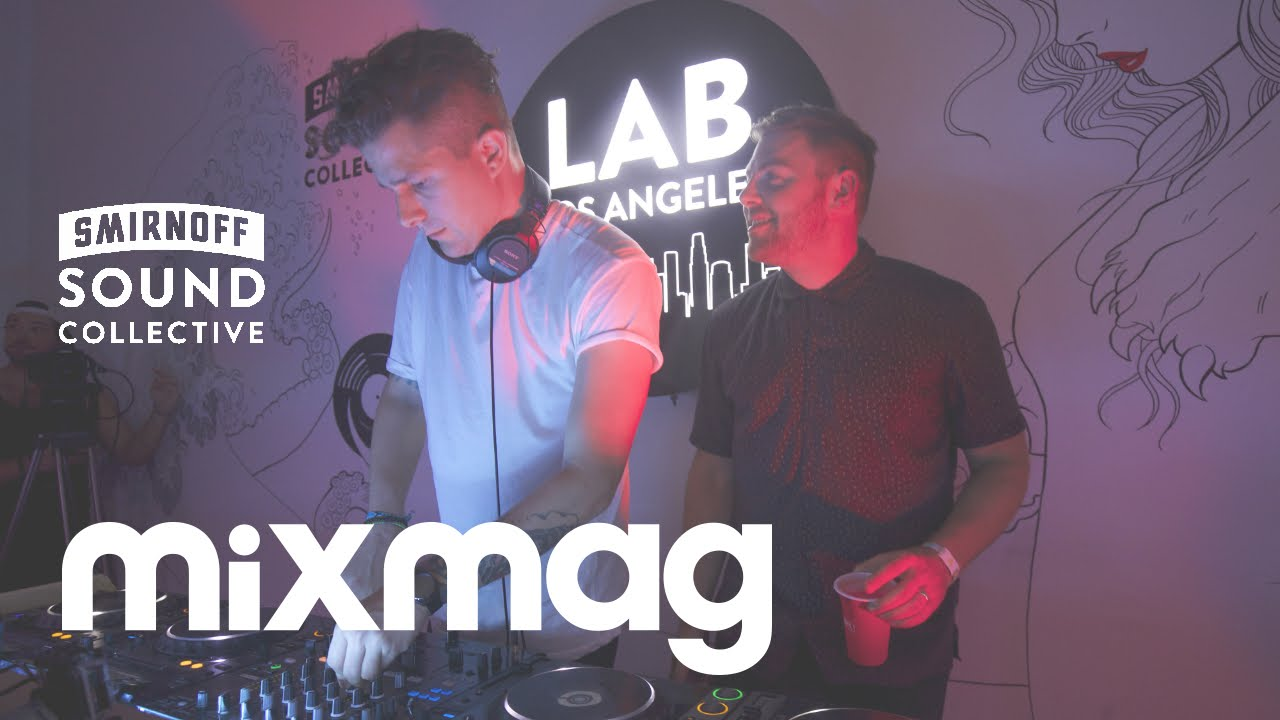 Goldroom b2b Le Youth - Live @ Mixmag Lab LA 2015