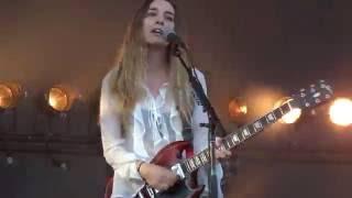 Haim - Forever Live HD at Lollapalooza 2016