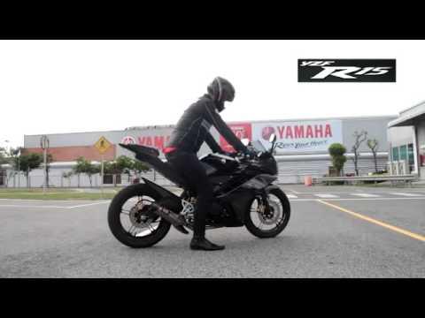Yamaha YZF R15 Test yoshimura-thailand 2014#2