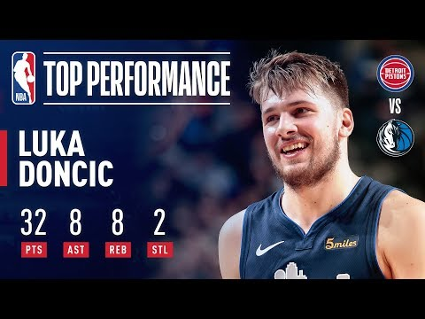 Video: Luka Doncic DOES IT ALL For Dallas | January 25, 2019