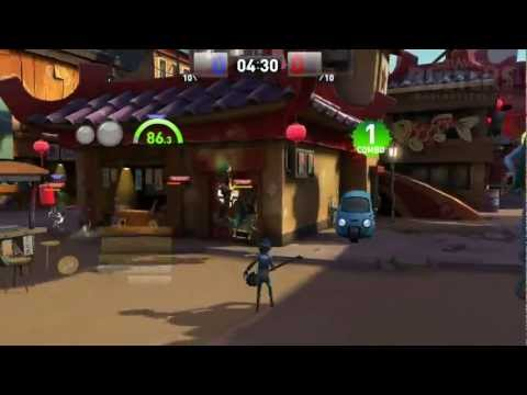 Big Brawl in Little China Update Trailer