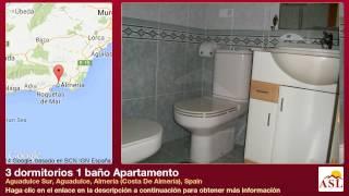 Almeria - Costa De Almeri Spain  city pictures gallery : 3 dormitorios 1 baño Apartamento se Vende en Aguadulce Sur, Aguadulce, Almería (Costa De Almería)