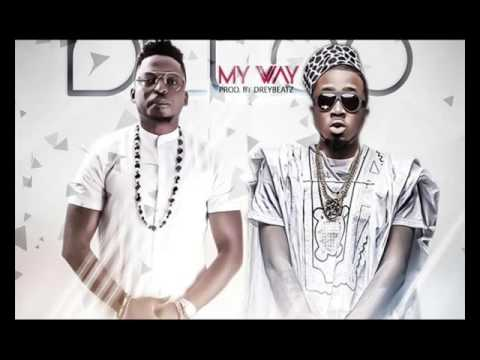OD Woods Ft Ice Prince - Bless My Way