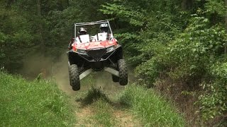 9. RZR S 800 Project Trail Runner, Action Remix