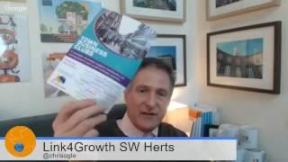 L4GSWHerts – Link4Growth News Show ~ Nov 2016