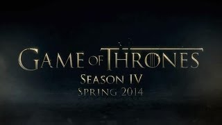 Visit our Website: http://www.ExploreWesterosBlog.comThe long awaited Season 4 trailer is finally here! I'm super excited for this, roll on April 6th! Come join us on our Facebook page were over 68,000 Bannermen enjoy GoT posts daily!Like us on Facebook: http://www.Facebook.com/FollowHouseStarkFollow us on Twitter: http://www.Twitter.com/ExploreWesterosGame of Thrones Season 4: Official TrailerGame of Thrones Season 4: Official TrailerGame of Thrones Season 4: Official TrailerGame of Thrones Season 4: Official TrailerGame of Thrones Season 4: Official TrailerGame of Thrones Season 4: Official Trailer