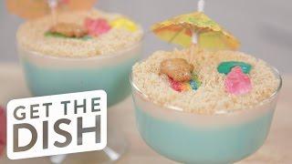 Beach Cups   Get the Dish by POPSUGAR Food