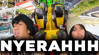 Video BERNYANYI DI ROLLER COASTER MP3, 3GP, MP4, WEBM, AVI, FLV Januari 2019
