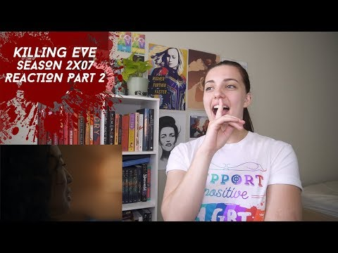 "Killing Eve Season 2 Episode 7 ""Wide Awake"" REACTION Part 2"