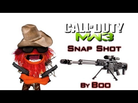 mw3 sniper gameplay - Please take a look at the description: So most of you know I said I didn't want to play MW3 anymore, so you might be wondering where I got this gameplay. Thi...