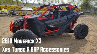 7. 2018 Can-am Maverick X3 XRS Turbo R BRP Accessories