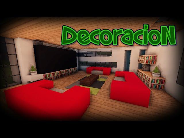 Como decorar una casa mod - Como amueblar una casa ...