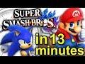 Super Smash Bros: The ULTIMATE History | A Brief History