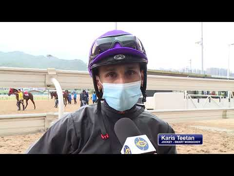 [Racing To Win Interviews] 19/20 #54 Happy Valley - (18 March)
