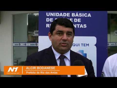Prefeito de Rio das Antas conquista de R$ 600 mil em recursos para saúde