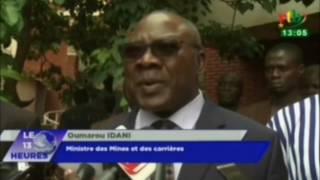 Société - 1ere journée du fournisseur minier du Burkina Faso.
