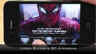 The Amazing Spider-Man AR YouTube video