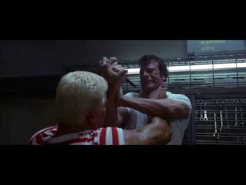 Frank Castle vs Russian   The Punisher [2004]
