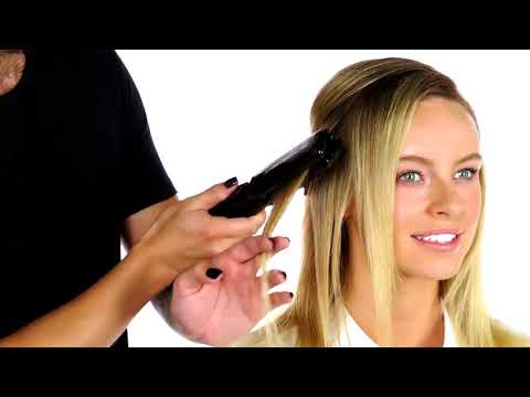 How To: Sleek Style for Straight Hair
