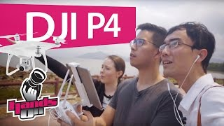DRTV reviews the latest drone from DJI: Phantom 4 (http://bit.ly/DJIPT4) with 4K camera Subscribe: http://bit.ly/DRTVSub Watch 4K footage from the drone: ...
