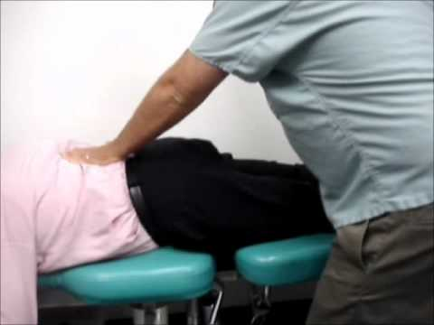 chiropractic in backpain bulge disc slipped disk avoid spinal surgery
