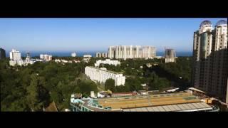 Одесса - аэросъемка с квадрокоптера.