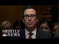 Donald Trump's Cabinet Picks Continue To Spark Contentious Hearings   NBC Nightly News