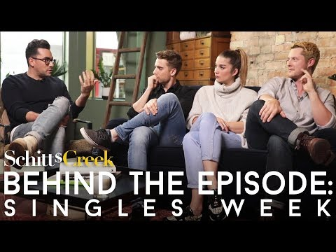 Singles Week | Behind the Episode | Schitt's Creek