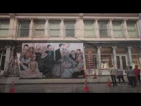 0 Tiffany & Co. SoHo   Artist Series | Video