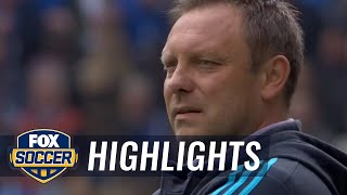 1899 Hoffenheim vs. FC Schalke 04 | 2015-16 Bundesliga Highlights by FOX Soccer