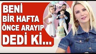 Download Video Ece Erken, eski eşi Serkan Uçar'la nasıl bir araya geldi? MP3 3GP MP4