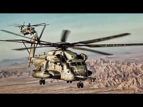 CH-53E Super Stallions conduct...