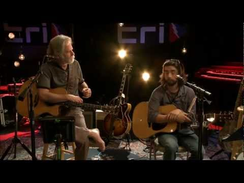 Bob Weir and Jackie Greene Tri Studios 12-5-2012