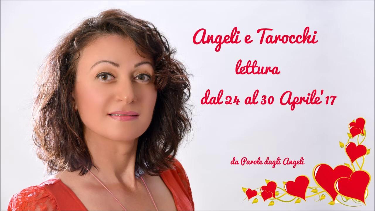 Lettura Angelica settimanale dal 24 al 30 aprile 2017