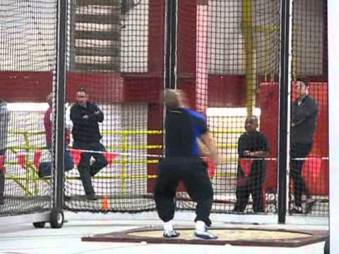First Weight Meet of 2010-2011 Season – 20.35 Meters