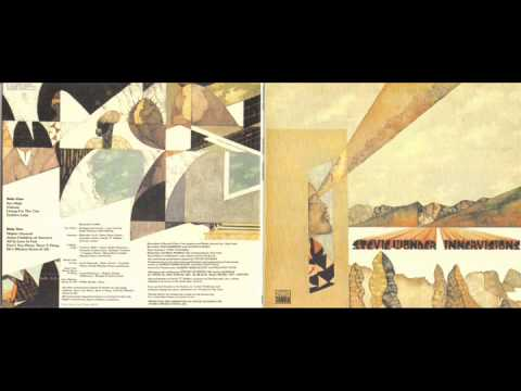 Stevie Wonder-Innervisions [Full Album] 1973