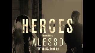 Alesso Feat. Tove Lo - Heroes (We Could Be) [Hard Rock Sofa And Skidka Remix] Video