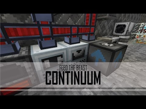 [BETA] FTB Continuum - 09 - ROLLING THE LATEX IN THE COMPRESSOR